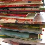 Eine Auswahl von Büchern zum Arena-Schwerpunkt