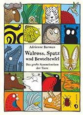 """Buchcover """"Walross, Spatz und Beutelteufel"""""""