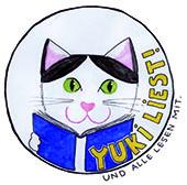 Logo von Yuki liest.