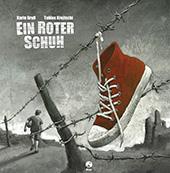 Cover Karin Gruß und Tobias Krejtschi, Ein roter Schuh