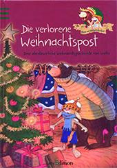 Cover zur Rezension des Buchs Walko, Die verlorene Weihnachtspost