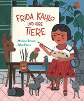 Cover Frida Kahlo und ihre Tiere