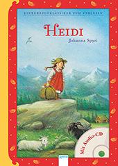 "Bild zum Buch ""Heidi"""