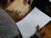 Bild zu Buch-Workshop mit Yuki und Leserin