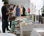 Foto Kinder- und Jugendbuchausstellung