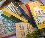 Bild zur Büchern von Kindermann, Tyrolia und Tulipan Jugendbuchausstellung