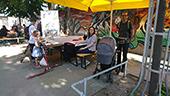 Bild zu Yukis Workshop Orpheus und Eurydike beim StraßenKunstFest