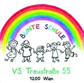 Bild Logo VS Treustraße Bunte Schule