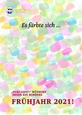 Bild zum Frühlingsgedicht von Yuki für die Pflege Leopoldstadt.