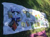 Bild Fuchs-Projekt Banner Verein Yuki liest