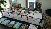 Bild Bücher der Mint-Ausstellung