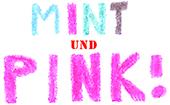 Logo Mint und Pink!