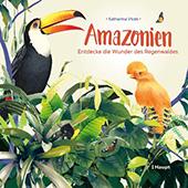 Cover Katharina Vlec, Amazonien, Haupt Verlag